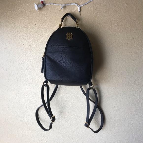 mini backpack tommy